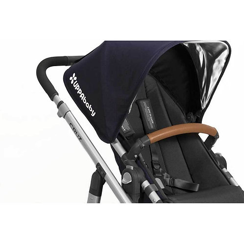 UPPABABY Leather Bumper Bar Cover Saddle