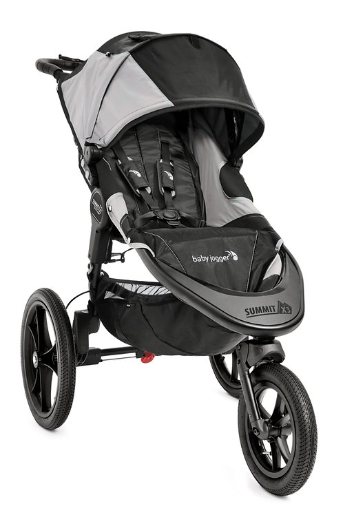 Summit X3 Stroller Black/Grey