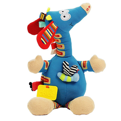 Dolce Musical Giraffe Plush