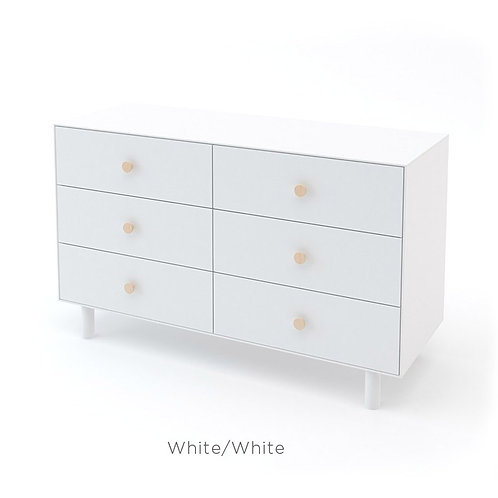 Oeuf 6 DRAWER DRESSER - CLASSIC