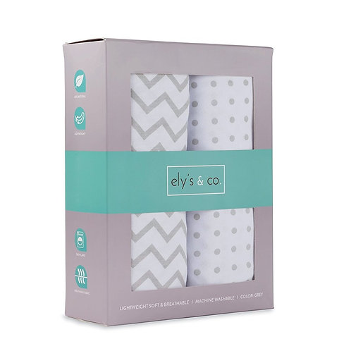 Waterproof Pack N Play / Portable Crib Sheet Set