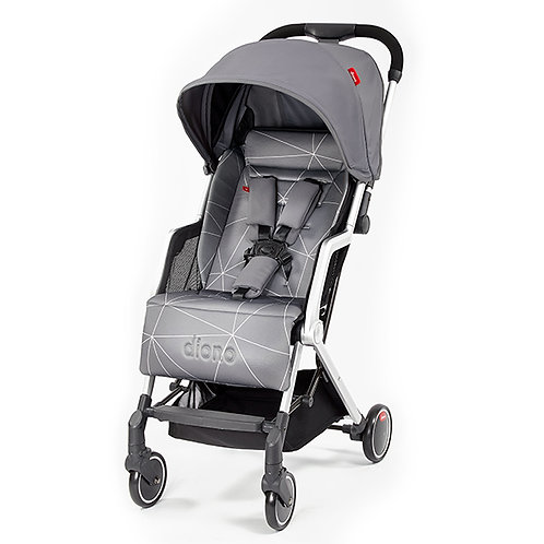 Diono Traverze Stroller Grey Linear