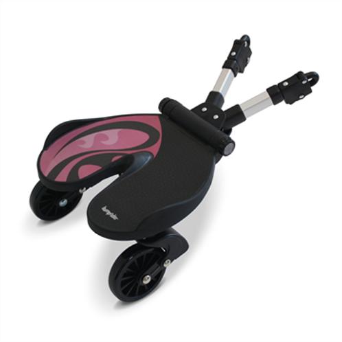 Bumprider Ride-On Board Pink