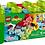 Thumbnail: LEGO DUPLO Classic Deluxe Brick Box 10914 Starter Set with Storage Box