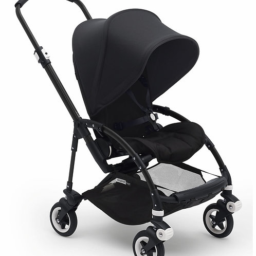 Complete Bugaboo Bee 5 Stroller Black
