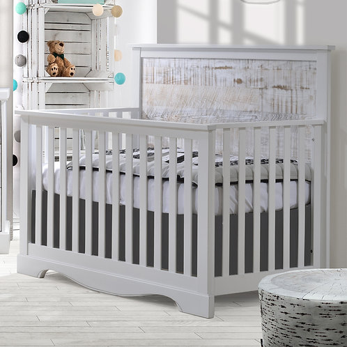 NEST Matisse Collection 5 in 1 Convertible Crib