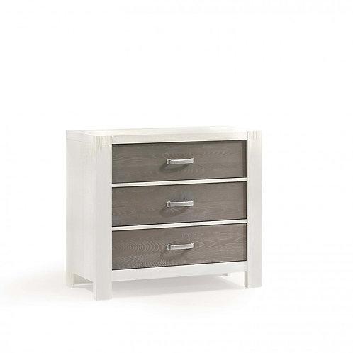 Rustico Moderno 3 Drawer Dresser Brand: Natart
