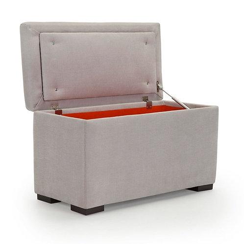modern storage ottoman - contemporary baby & kids nursery furniture  Our storage