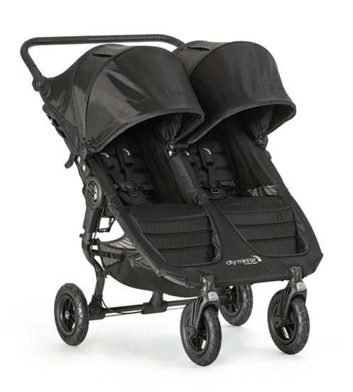 Double City Mini Gt Stroller Black Black
