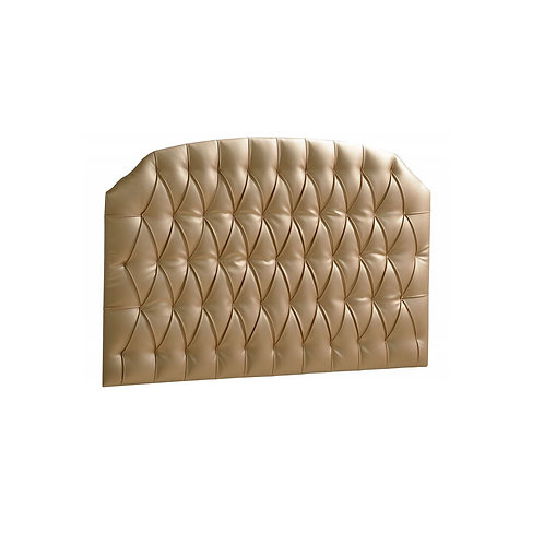 Natart Bella Gold Tufted Panel