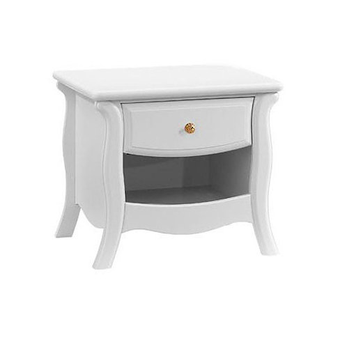 Natart Bella Gold Collection Nightstand