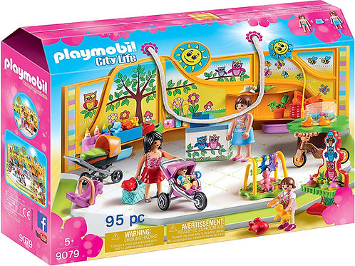 Playmobil Baby Store Building Set 9079