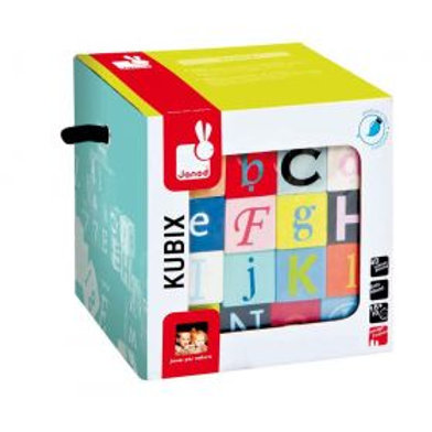 KUBIX 40 LETTERS & NUMBERS