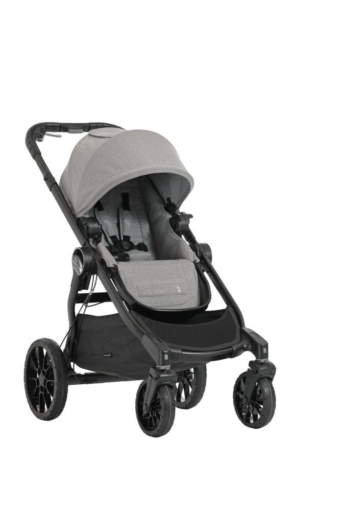 City Select LUX - Stroller Slate | Le Carrousel du Parc