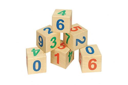Igooka 12 counting cubes