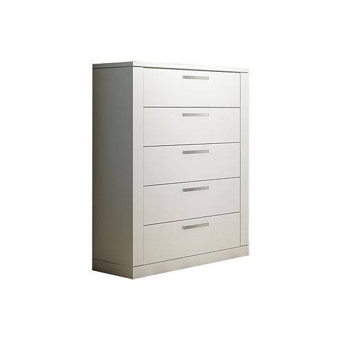 Milano 5 Drawer Dresser by Nest Juvenile