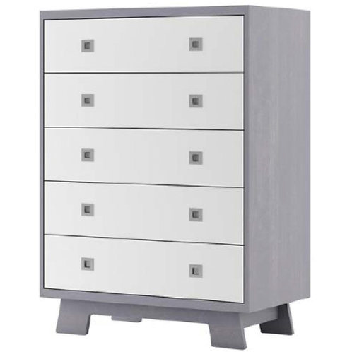 DUTAILIER POMELO FIVE DRAWER DRESSER