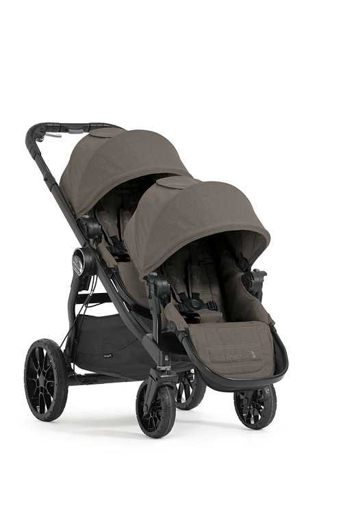 City Select LUX - Second Seat Kit Taupe