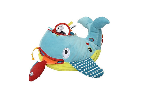 Dolce Play & Learn Whale Plush