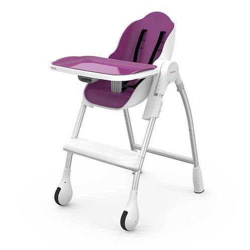 Oribel Cocoon High Chair, Plum