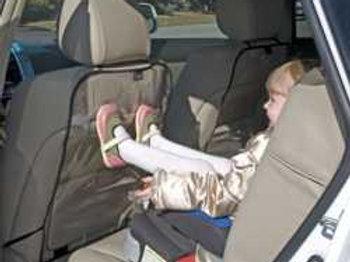 Car seat back protector - 2pk