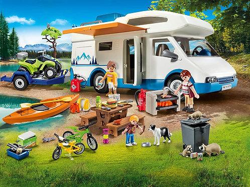Playmobil Camping Mega Set 9315