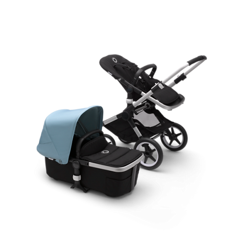 Bugaboo Fox Stroller Complete /Alu