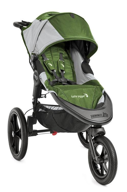 Summit X3 Stroller Green/Grey