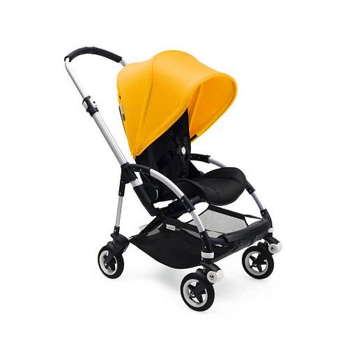 Complete Bugaboo Stroller Bee 5 Sunrise Yellow Aluminium
