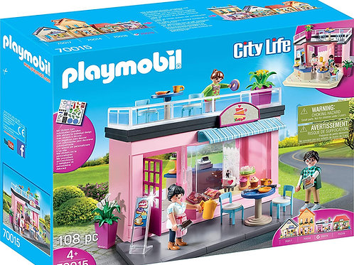 Playmobil My Cafe Playset 70015