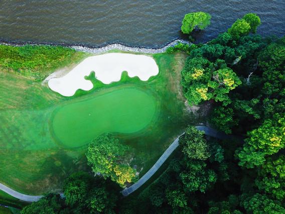 17th Green   Governors Land, VA