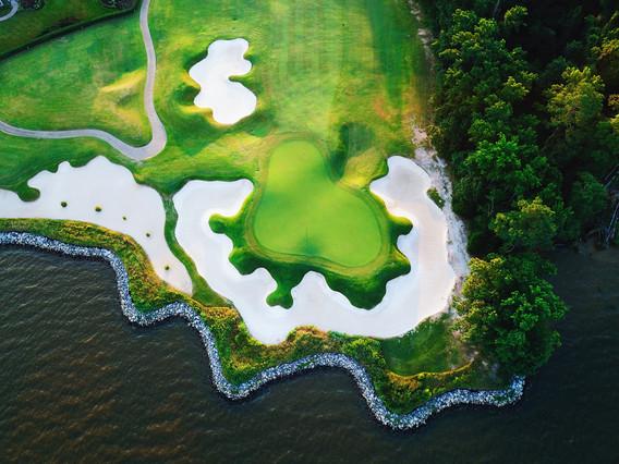 16th Green   Governors Land, VA