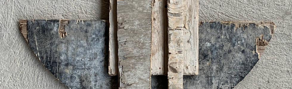 Formwork I, 2019. 46.45 x 35.43 x 2.55 inches. 118 x 90 x 6.5 Proyect for Zyman & Zyman Architects.