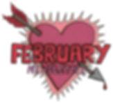 February Love Heart