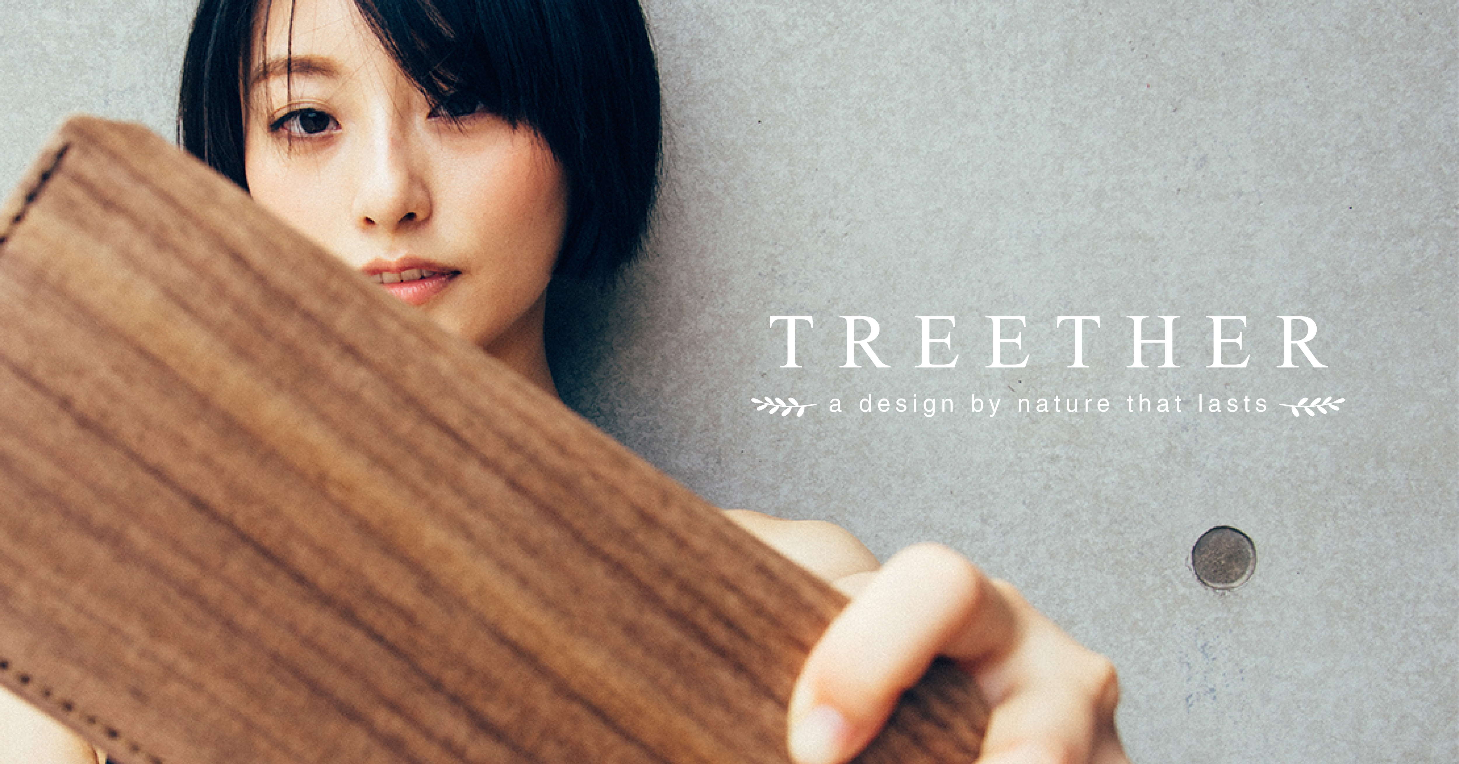 PARSEC design|Treether - Wallets Crafted With Beautiful Wood