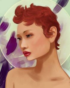 Portrait sketch ophanap@gmail.com