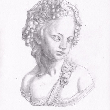 Portrait of a young lady