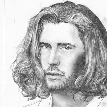 Hozier Sketch