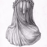 The veiled lady