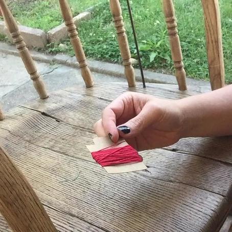 Wax Your Own Thread