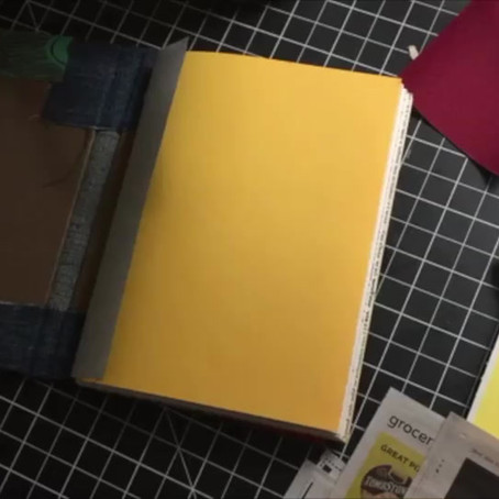 Attaching a Pamphlet to a Case