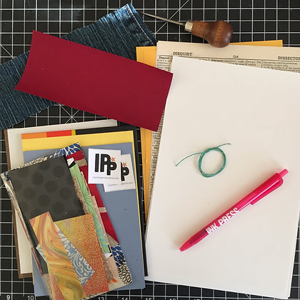 Let's Make! Personal Bookmaking Kit