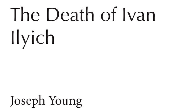 The Death of Ivan Llyich