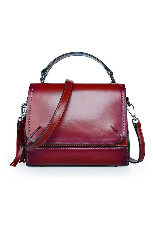 Leather Vintage Sling Bag