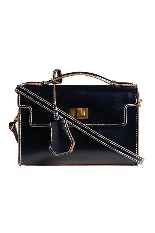 Leather Fashion Sling Bag
