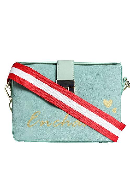 Leather Trendy Sling Bag