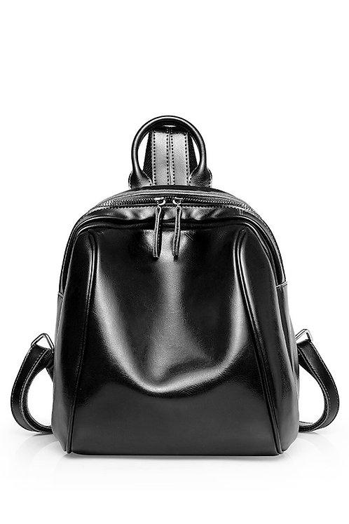 Leather Cute Backpack