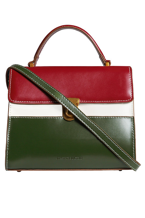 Leather Elegance Handbag