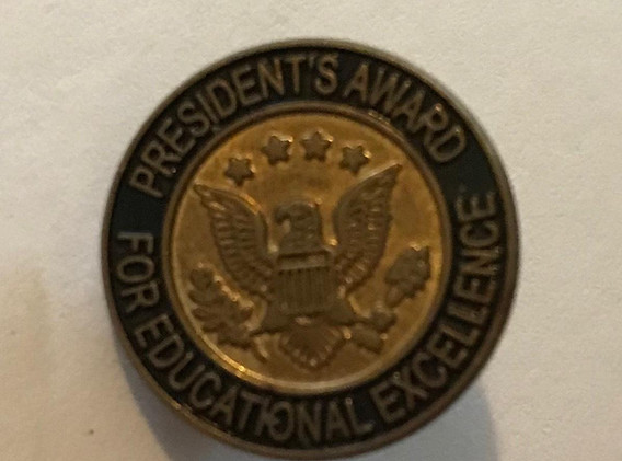 President's Award for Educational Excellence