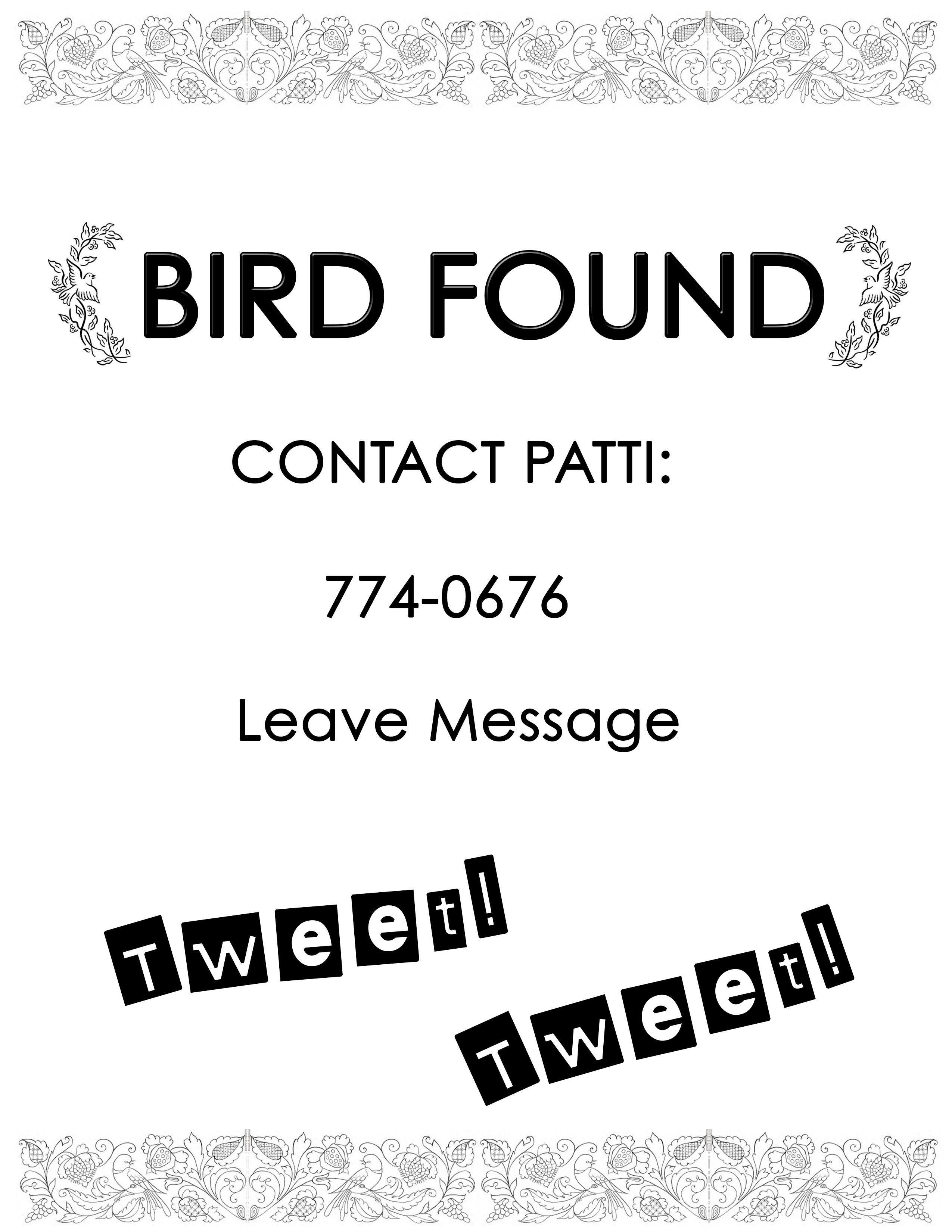 BirdFlyer
